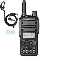 woki טוקי 100% מקורי JJCC JC-1200 מכשיר הקשר Portable IP66 רדיו חובב Waterproof רדיו VHF / UHF Woki טוקי ציד Hf CB (1)