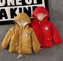 Jacket Print Kids Baby Boy Clothes Outwear