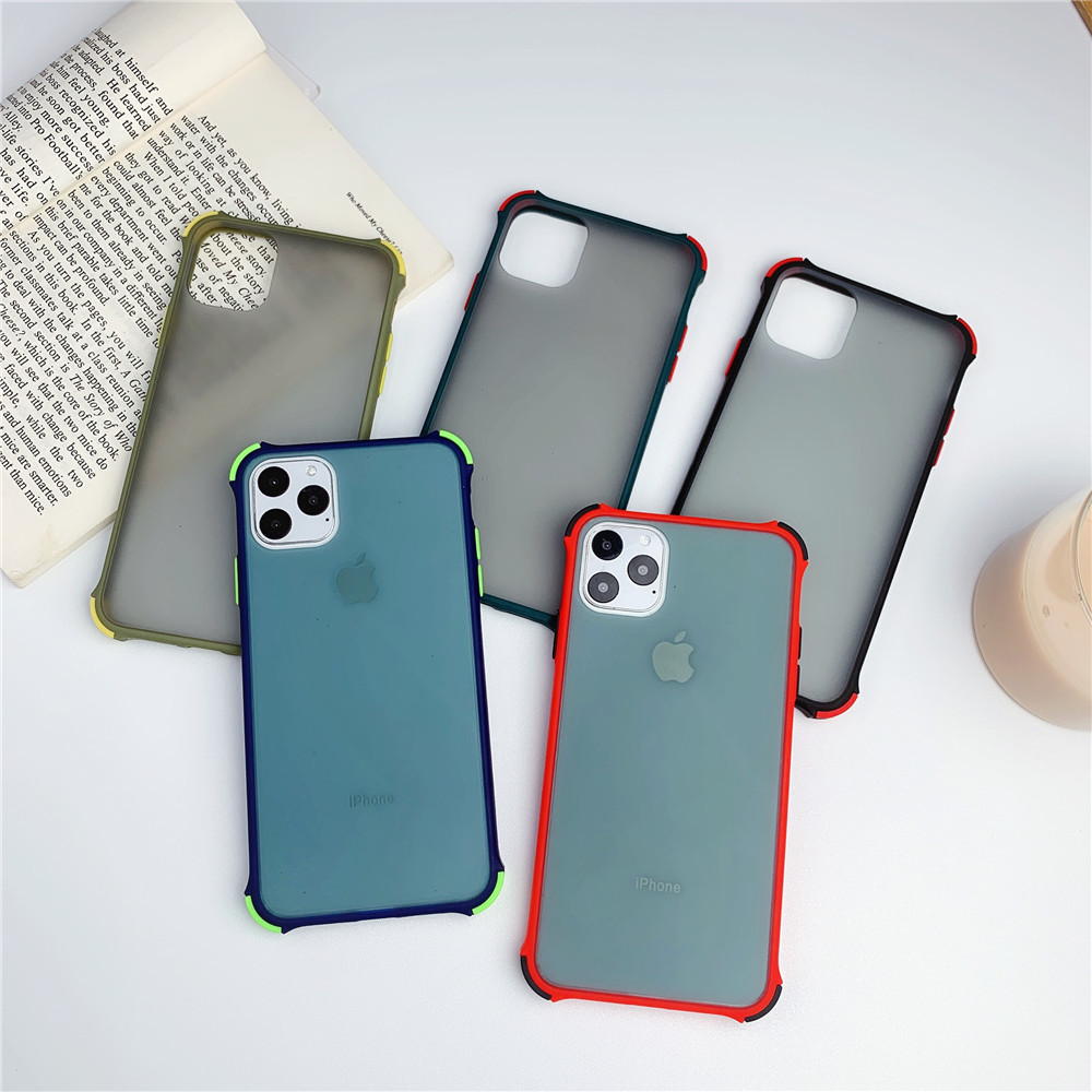 Shockproof <font><b>Armor</b></font> Phone <font><b>Case</b></font> <font><b>For</b></font> Samsung Galaxy A51 A71 A70 A20S A10S A50 A30 S10 S9 S8 S10E S20 Plus Ultra Luxury Matte Cover image