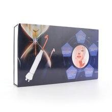 Аппарат для спа процедур лица 7 в 1 бытовая портативная электротерапия