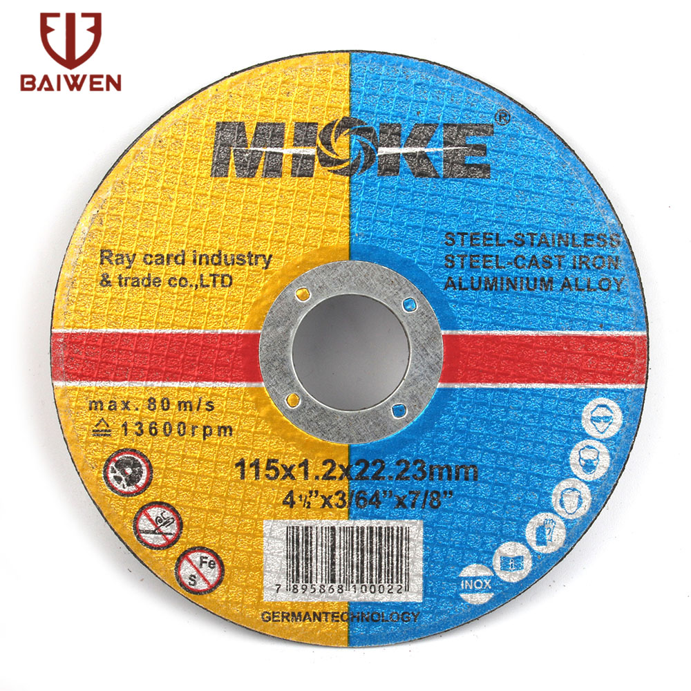 115mm 5-50Pcs Metal Stainless Steel Cutting Discs Cut Off Wheels Flap Sanding Grinding Discs Angle Grinder Wheel