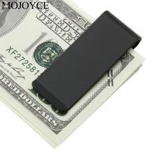 Latest Metal Stainless Steel Money Cash Folder Clip Collar Wallet Cash Card Clip for Pocket  Holder School Office Supplies цена
