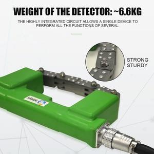 Image 5 - Ücretsiz kargo manyetik parçacık kusur dedektörü Y 1 Magna akı AC elektromanyetik Yoke test cihazı manyetik parçacık kusur dedektörü