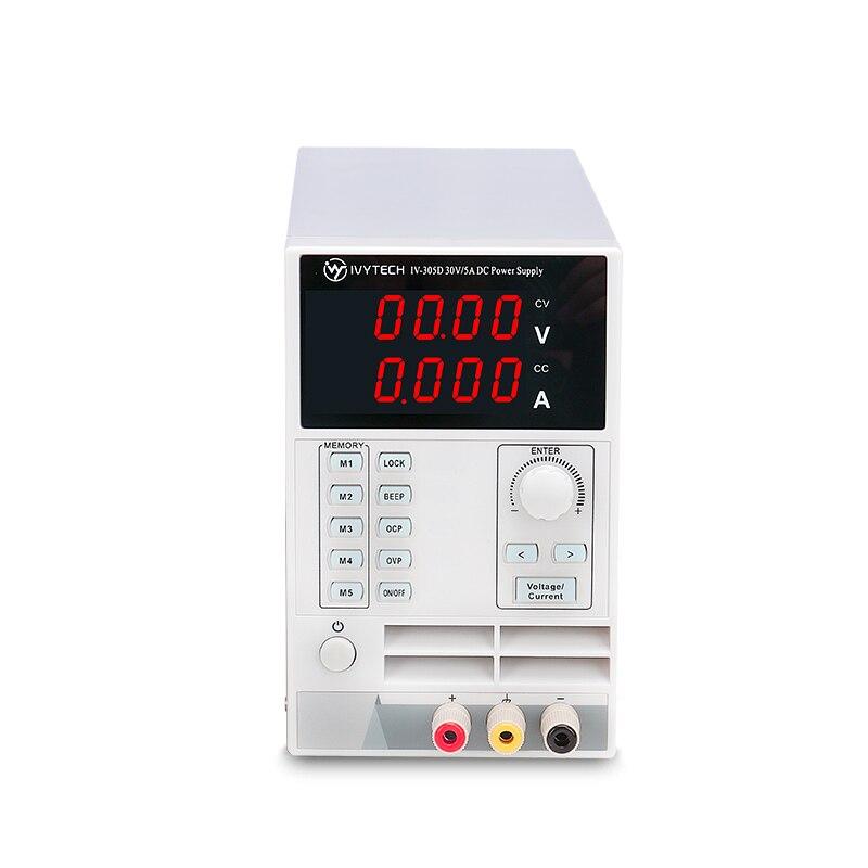 Регулируемый импульсный источник питания постоянного тока 33 в 5,5a OVP OCP 10 мВ 1 мА разрешение IV305D|Импульсный источник питания|   | АлиЭкспресс