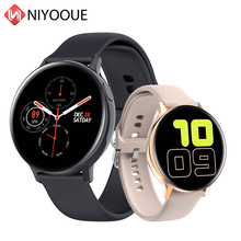Smartwatch S20 Full Touch Screen ECG Smart Watch Men IP68 Wa