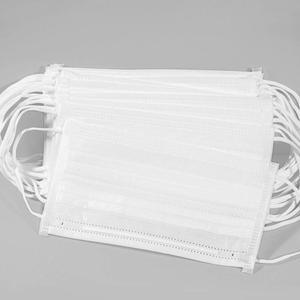 Image 4 - 10/20/50/100 stuks mondmasker Disposable Zwart / wit / blauw / roze / pgrey Cotton Mond gezichtsmasker niet geweven Masker Earloop Activated