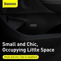 Baseus 2pcs Portable LED Flashlight Magnetic Touch LED Light Work Light Inspection Lamp For Car Interior Light