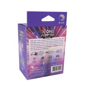 Image 5 - Brook X jeden Adapter dodatkowy na kontroler do Xbox One bezprzewodowo do przełącznika na PS4/Xbox one/obsługa komputera PC funkcja Turbo i Remap