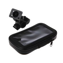 цена на Bicycle Mobile Phone Case Touch Screen Waterproof for 6.12-8.27