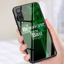 Breaking Bad Tempered Glass Phone Case for Xiaomi
