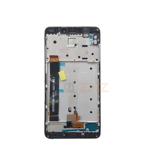 Image 4 - עבור Xiaomi Redmi הערה 4X MTK הליוס 4GB lcd תצוגת מסך מגע Digitizer עצרת עם מסגרת Note4X פרו מסך חלקי תיקון