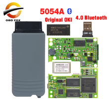 2019 Top VAS 5054A odis V5.0.6 ที่ดีที่สุดคุณภาพ vas5054 เครื่องมือ v4.0 บลูทูธ vas5054a OKI full chip จัดส่งฟรี