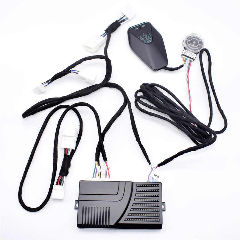 Inteligentny System wspomagania jazdy samochodem dla Hyundai ix25 ix 25 Creta 2015 ~ 2019 Auto automatyczna wycieraczka deszczowa czujnik i czujniki reflektorów