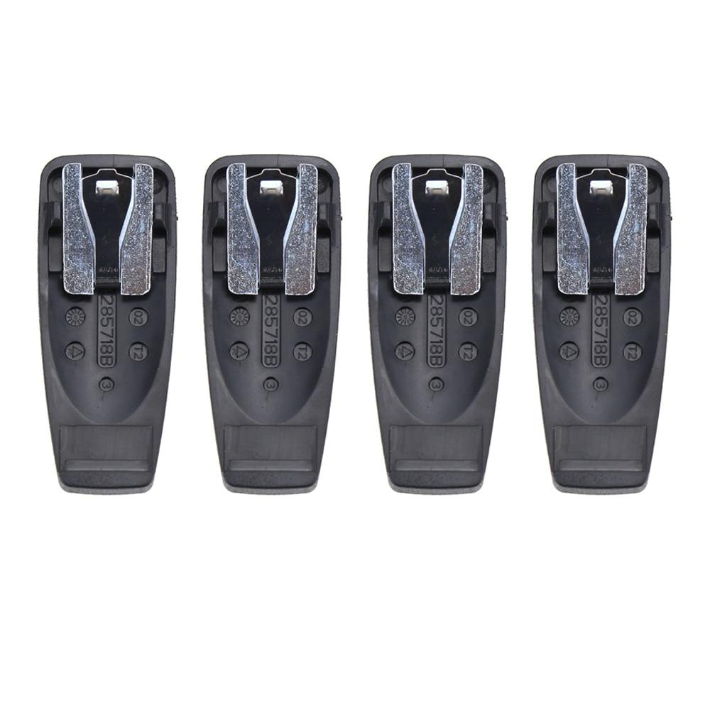 4X Belt Clip For Motorola NN9012 NTN9815 NTN9858 PMNN4080 PMNN4017