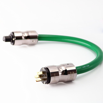 Hi-End 2328 Pure Copper US AC Power Cord Cable Audiophile Power Cable HIFI