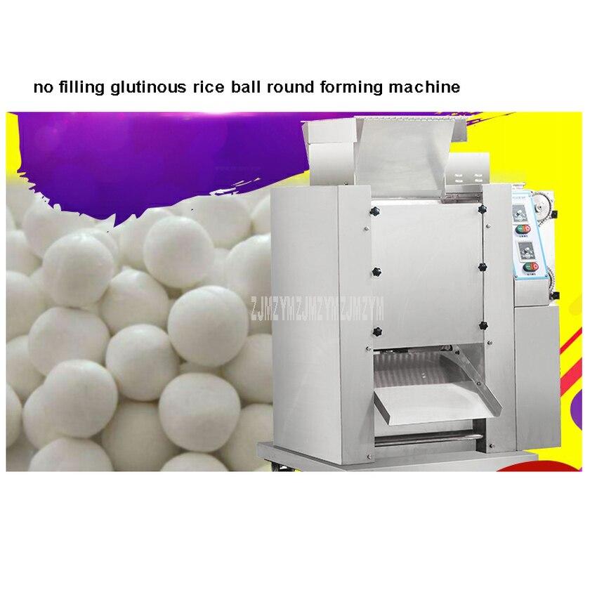 Glutinous Rice Ball Round Forming Machine Milk-Tea-Pearl Glutinous Rice Ball Without Filling Round Ball Making Machine 220V 2