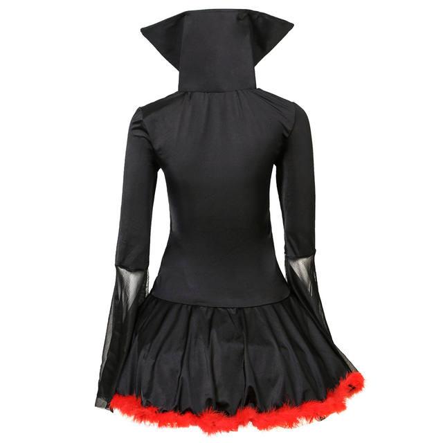 Women's Halloween Devil Dress