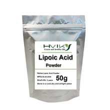 цена на Lipoic Acid extract Powder Beauty, anti-aging, cancer prevention and strong human immunity