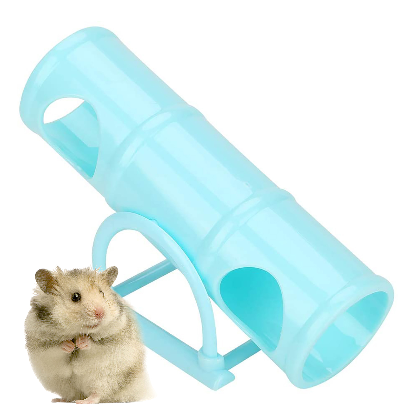 Hamster Toy Anti-aging Waterproof Pet Sports Toy Multifunctional Hamster Cage Accessories Hamster Pipeline