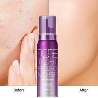 80ml Face Cleanser Removing Dead Skin Pore Tight Peeling Mousse Exfoliating Moisturizer Cleanser Oil Control Face Care 5