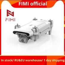 Fimi x8se 2020 versão câmera zangão rc helicóptero 8km fpv 3 eixos cardan 4k câmera gps rc zangão quadcopter rtf presente de natal