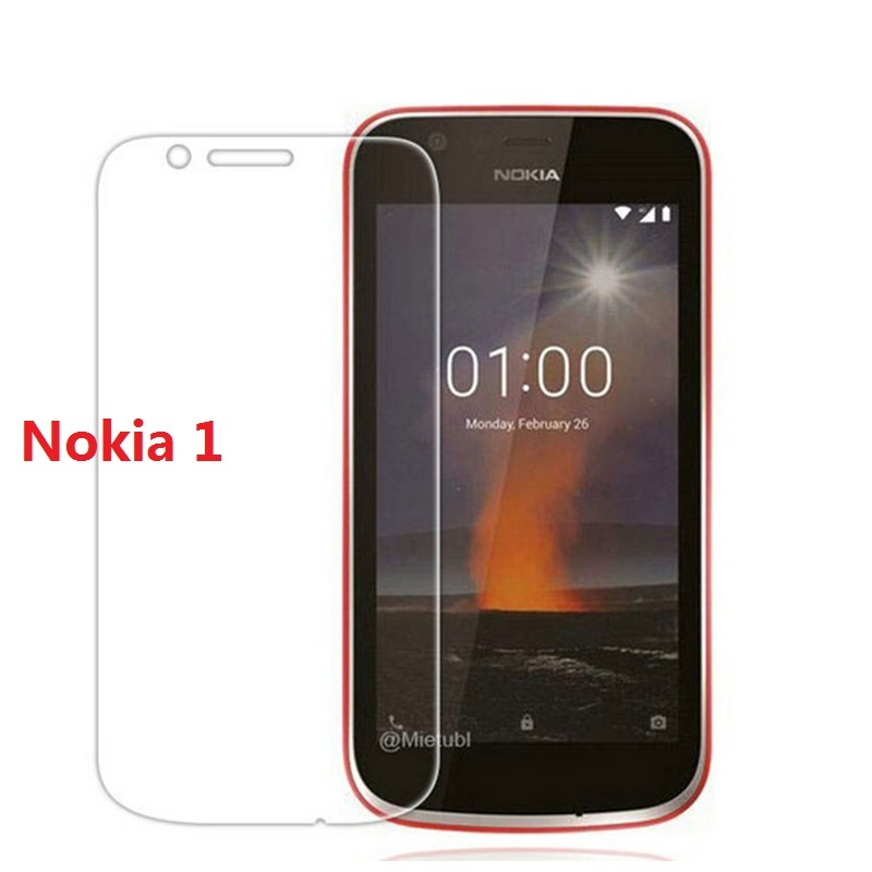 For Nokia 1 Tempered Glass Nokia 1 2018 Screen Protector Film 9H Protective Glass For Nokia1 Nokia1 TA-1047 TA-1056 TA-1079