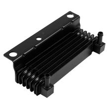 цена на Motorcycle Oil Cooler For Harley Touring Road King Electra Street Glide 2009-2016 2015 2010