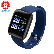SHAOLIN mart orologio frequenza cardiaca coppia orologio Smart Wristband orologi Smart Band Smartwatch per Android Apple Watch IOS pk IWO