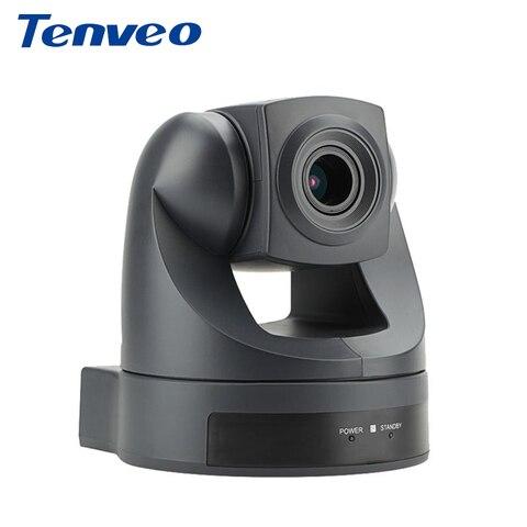 tenveo v65u 18x zoom webcam camera de video conferencia com 1 3 para sony exview