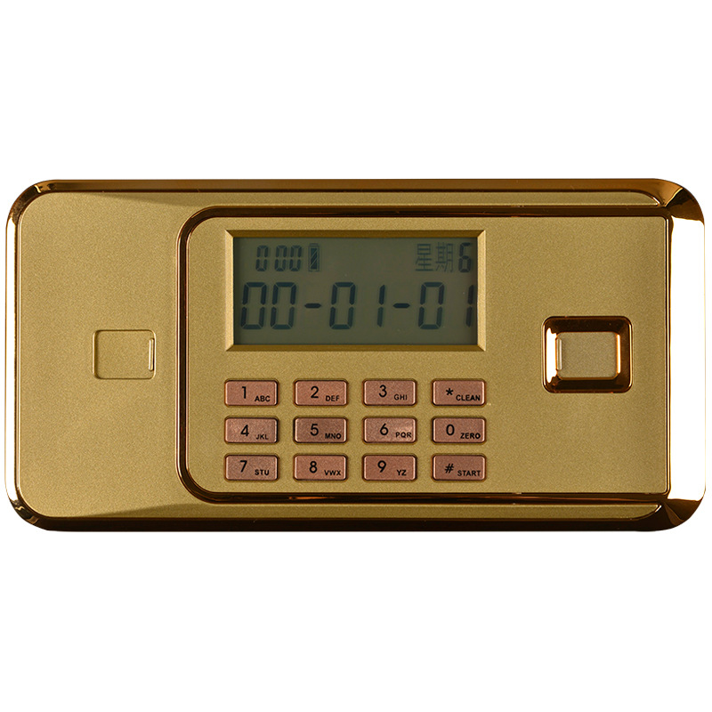 Güvenlik ve Koruma'ten Elektrikli Kilit'de LCD tuş şifre kilitleri ev ofis banka kasası dosya dolabı güvenli koruma hırsızlık önleme şifre kilitleri title=