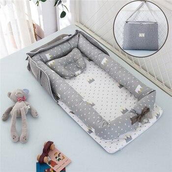 Baby Cot Nest Bed Bag