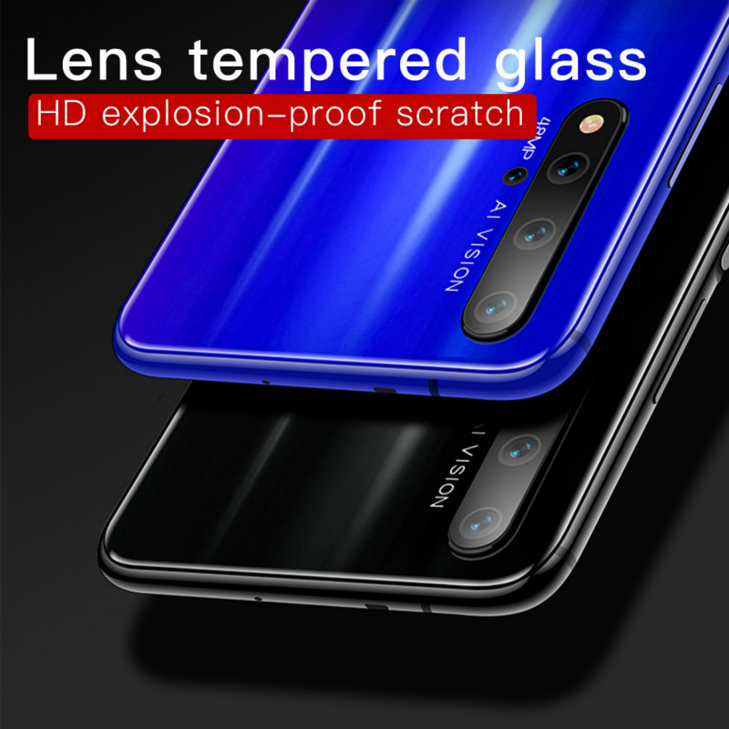 2pcs 9D protective Film for huawei P20 P20pro P20lite back camera lens film for huawei honor20 honor20lite P30 P30pro Mate20lite in Phone Screen Protectors from Cellphones Telecommunications