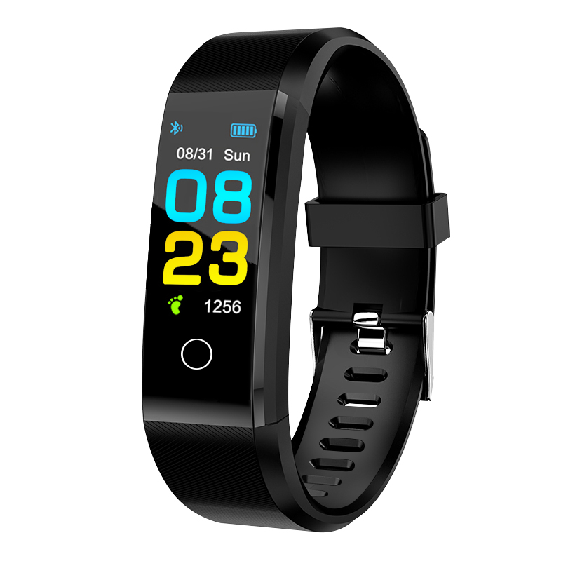 ZAPET New Smart Watch Men Women Heart Rate Monitor Blood Pressure Fitness Tracker Smartwatch Sport Watch for ios android +BOX(China)