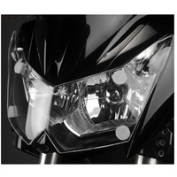 Motorcycle essential wind deflector headlight cover accessories fit KAWASAKI Z1000 2007 2009 Z750 2007 2014 Z750R 2011 2013