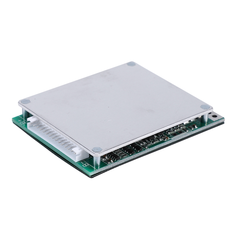 14S 52V 20A Li Ion Lipolymer Battery Protection Board BMS PCB Board for E Bike EScooter|Battery Accessories| |  - title=