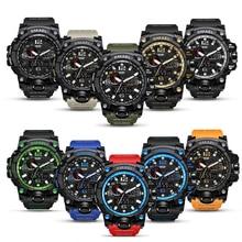 SMAEL Men's Watch Multifunction Fashion Waterproof Electroni