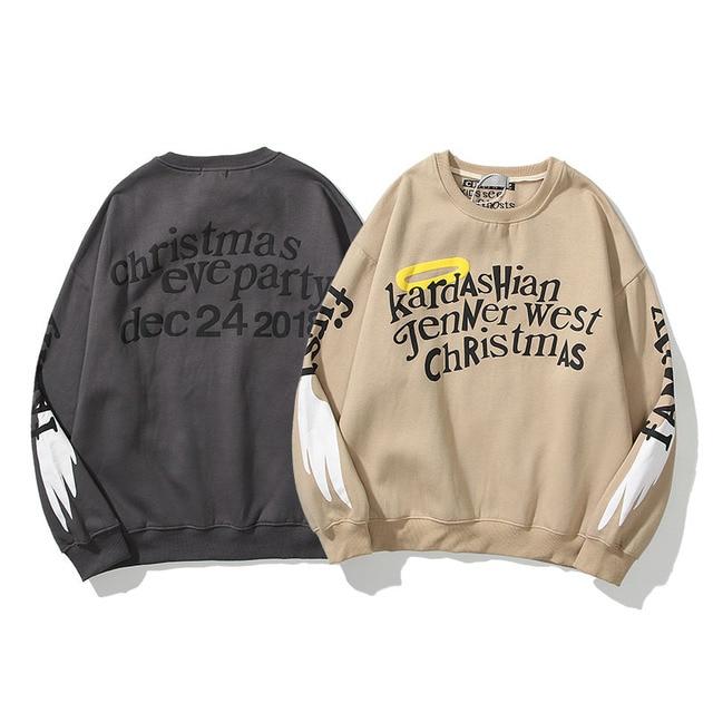 Kanye West Wings Sweatshirt Pullover 1
