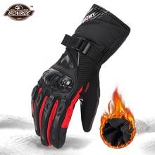 Suomy luvas da motocicleta dos homens 100% à prova dwindproof água de vento inverno gant moto luvas tela toque guantes moto equitação
