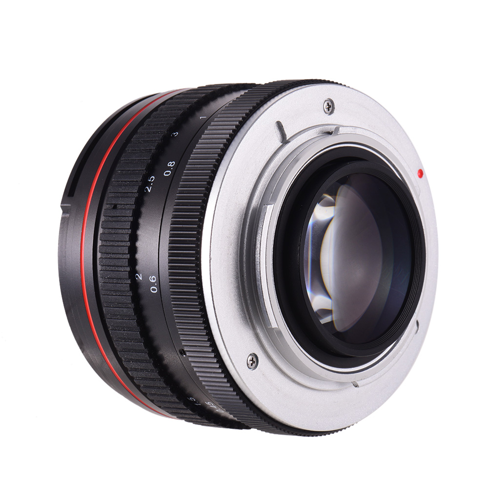 50mm f/1.4 Camera Lens USM Grote Diafragma Standaard Antropomorfe Focus Lens Lage Dispersie voor Nikon D7000 D7100 DSLR Camera 'S