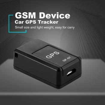 2019 New Arrival GF07 Mini Car GPS Tracker GPS GSM GPRS Car Tracking Locator Device Sound Recording Device Micro Tracker