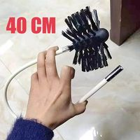 4/6/8/12PCS Chimney Brush Boiler Brush Set Household Industrial Chimney Boiler Dryer Cleaning Dryer Duct Cleaning Tool Kit|Cleaning Brushes|Home & Garden -