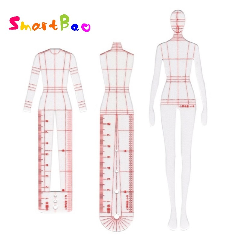 Women Fashion Drawing Ruler Figure Drawing Template For Fashion Design Fashion Sketch Template Female
