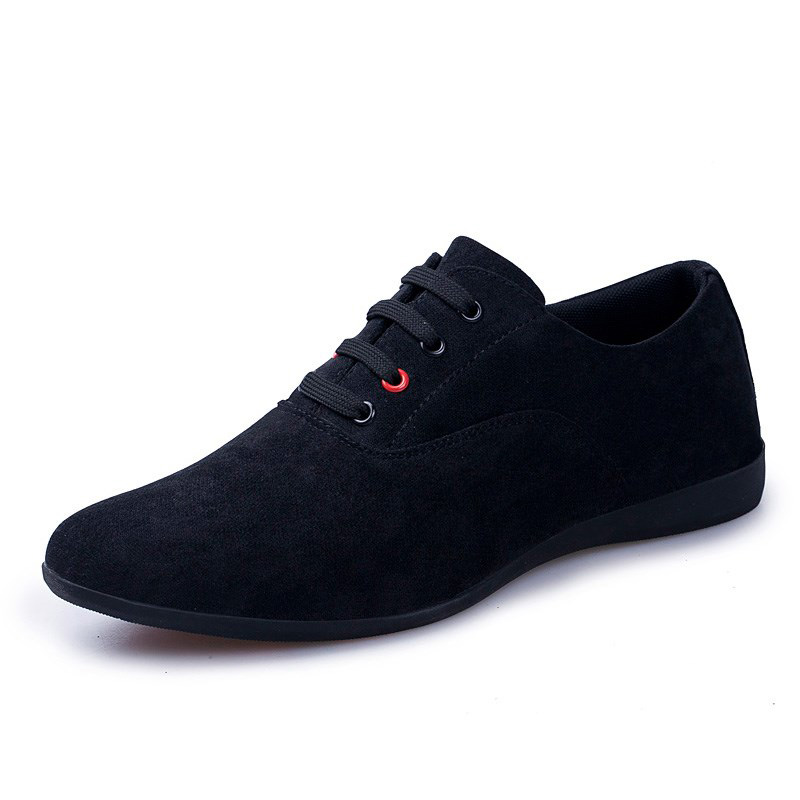 Low Casual Shoes Men Canvas Shoes High