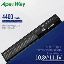 Apexway A32-X401 dizüstü pil asus için X301 X301A X401 X401A X501A A31-X401 A41-X401 A42-X401 4400 mAh 6 hücreleri