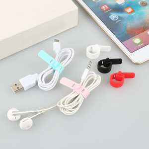 Protector Cable-Holder Wire-Organizer Earphones-Cable Charging-Charger Huawei Silicone