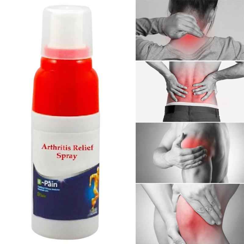 New Bones Ling Pain Relief Spray Rheumatism Arthritis Muscle Sprain Knee Waist Pain Back Shoulder Spray Tiger Orthopedic Plaster