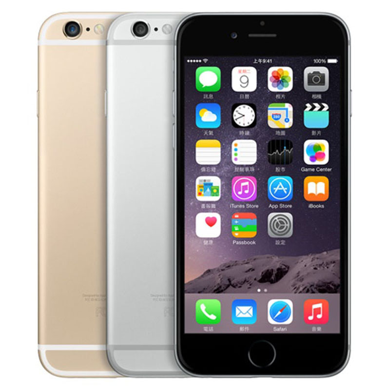 Apple iPhone 6 Original Dual-Core 16gb Nfc Fingerprint Recognition 8mp Used WCDMA Camera