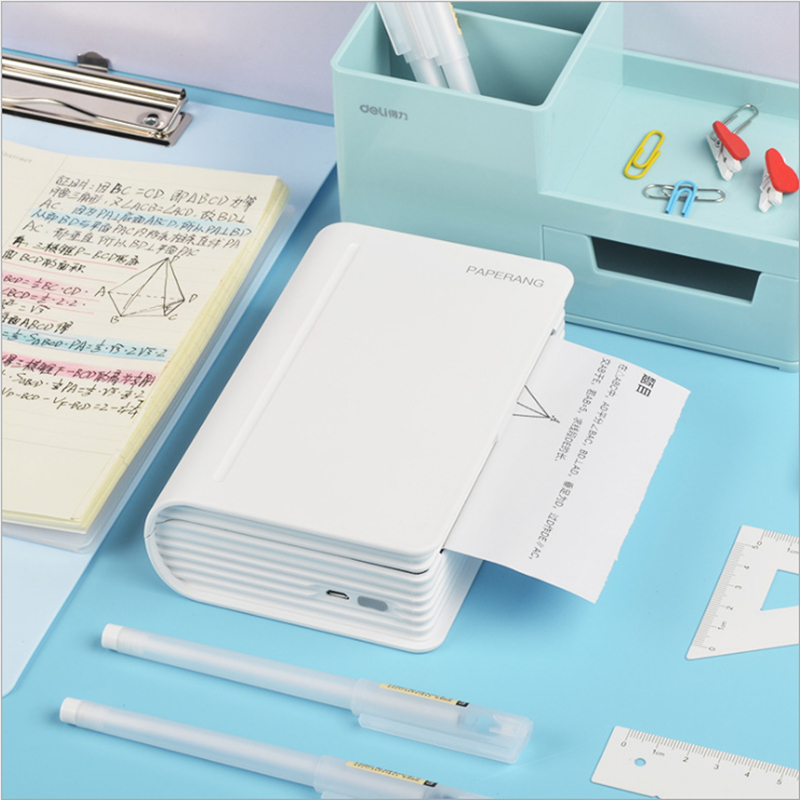 PAPERANG P3 Max Thermal Printer. Mobile Phone App Printer. Worldwide Parcel Post. Black And White Printing.
