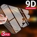 3Pcs 9D Gehärtetem Glas für OPPO Reno Z Ace 3 2 10X Zoom Screen Protector für OPPO A9 A5 2020 finden X2 Lite K5 F7 F5 F3 A92 A91