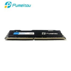 Image 2 - Pumeitou AMD Intel RAM DDR4 4GB 8GB 16GB 2133 2400 2666 MHz Memoria Desktop Memory 288 pin 1.2V New RAMs
